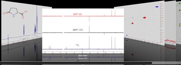 Nucleomatica iNMR for Mac 6.0.5 注册版 – 处理和分析核磁共振数据-爱情守望者